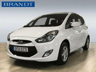 begagnad Hyundai ix20 1.6 125hk, Drag, Motorvärmare, Vinterhjul, Lågmil, Nyservad
