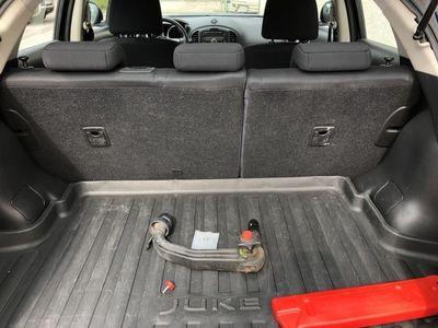 używany Nissan Juke 1.6 VISIA 2WD (117hk)