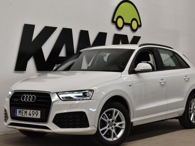 begagnad Audi Q3 TDI quattro | Proline | Navi | Drag | 150hk