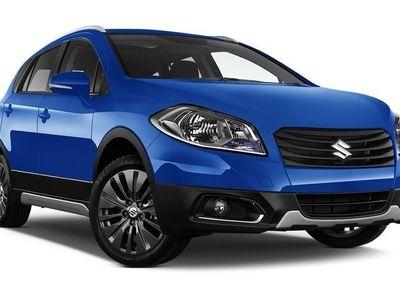 used Suzuki SX4 S-Cross Exclusive 1.6 (120hk) / 4WD