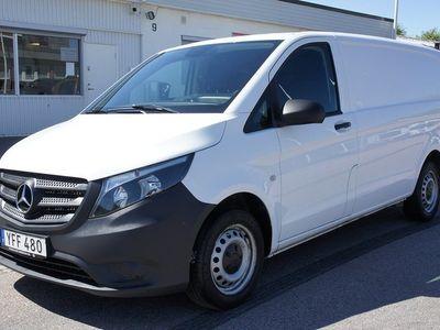 begagnad Mercedes Vito 111 Lång Euro 6 114hk
