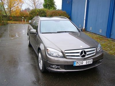 gebraucht Mercedes C200 CDI Combi Avantgarde
