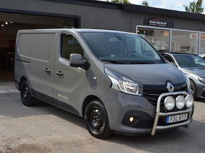 gebraucht Renault Trafic skåp värmare backkamera 1.6 dCi 140hk