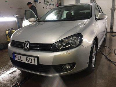 begagnad VW Golf VI 1.6 102hk MultiFuel LÅGMIL