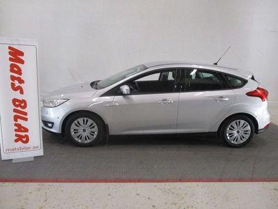 begagnad Ford Focus 1,5 Tdci 95 Hk Trend Manuell 5d