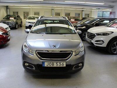 begagnad Peugeot 2008 1.2 VTi Automat Euro 6 82hk