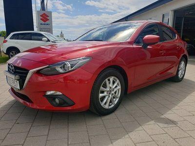 begagnad Mazda 3 2.0VISION Automat 2015, Halvkombi 144 000 kr
