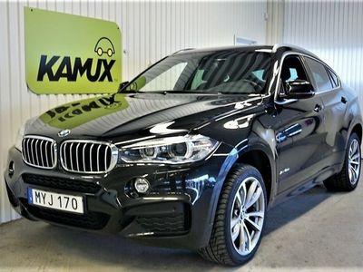 brugt BMW X6 xDrive 40d Msport aut 2016, SUV 479 000 kr