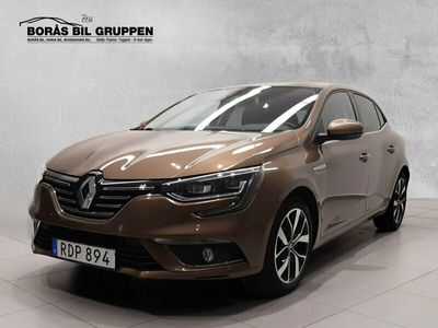 begagnad Renault Mégane Megane1,2 Energy TCe 130 BOSE 5-d 2019, Halvkombi Pris 169 000 kr