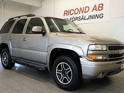 begagnad Chevrolet Tahoe 5.3 V8 4WD 288HK AUT Z71 7-SITS
