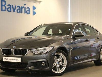 begagnad BMW 435 Gran Coupé i xDrive M Sport Backkamera Harman Kardon 2016, Sportkupé 338 700 kr