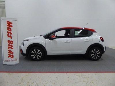 begagnad Citroën C3 PureTech 1,2 82 Hk Feel 5d Manuell