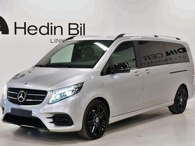 begagnad Mercedes V250 D AVANTGARDE EDITION EX LÅNG