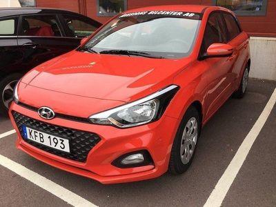 begagnad Hyundai i20 1.25 84hk 5D Nordic Edition