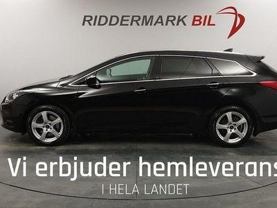 begagnad Hyundai i40 cw 1.7 CRDi Nyservad Navi Drag