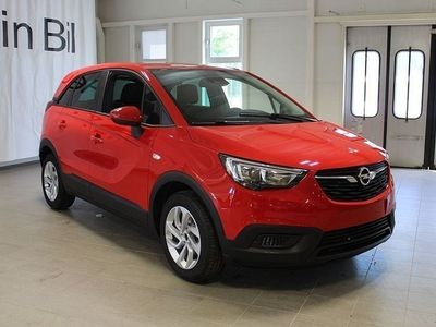 begagnad Opel Crossland X 1.2 Pluspaket - Super 2019, SUV 149 900 kr