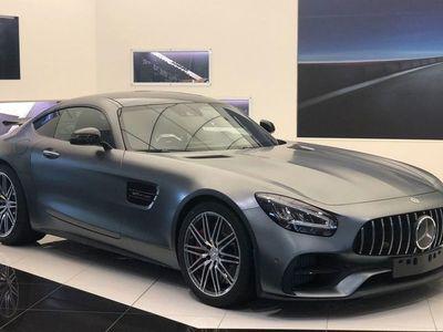 begagnad Mercedes AMG GT C C 557hk