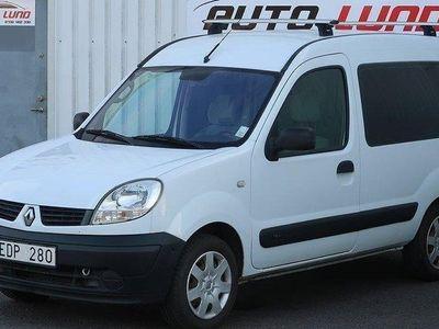 begagnad Renault Kangoo Express Passenger 1.2 NYBES