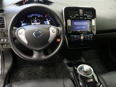begagnad Nissan Leaf Leaf24kwh Tekna 2020 mil