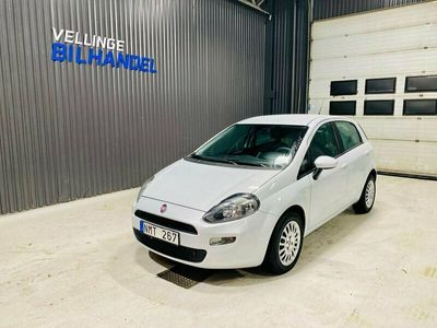 begagnad Fiat Punto 1.4/Natural Power/69HK/6700MIL