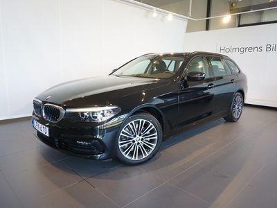 begagnad BMW 520 d xDrive Touring / Sport Line / Drag / HiFi