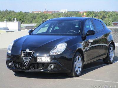 begagnad Alfa Romeo Giulietta 1.6 JTD 105hk Progression