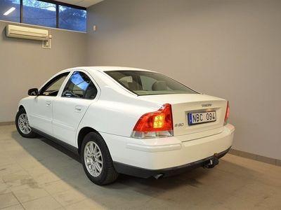 begagnad Volvo S60 2.4D 126 HK DRAG KAMREM BYTT