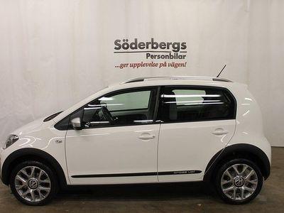begagnad VW up! CROSS 75hk / NAVIGATION