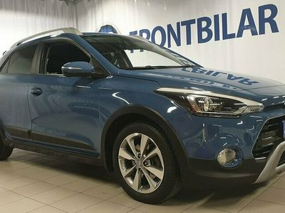 begagnad Hyundai i20 Active 1.0 T-GDI blue Euro 6 100hk