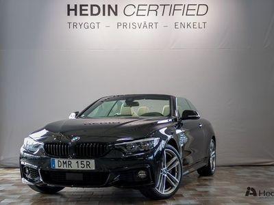 begagnad BMW 440 i xDrive Cabrio // M Sport & Head-up //