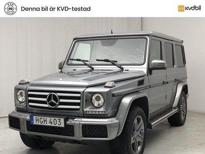 begagnad Mercedes G350 d Lång W463 (245hk)