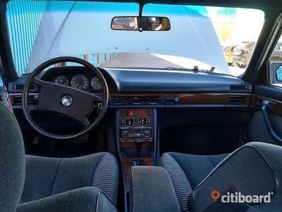 begagnad Mercedes 380 w126sel