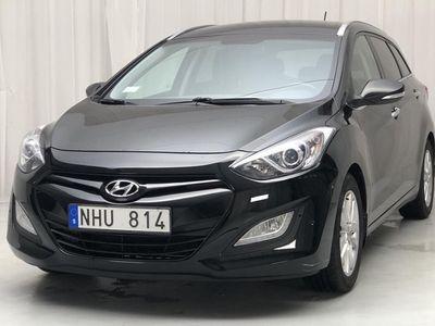 begagnad Hyundai i30 1.6 GDI Kombi (135hk)
