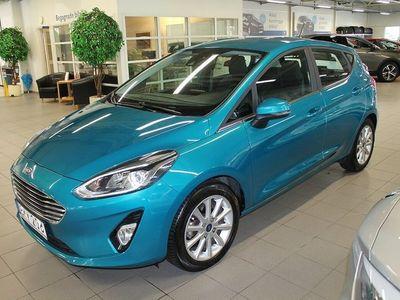 begagnad Ford Fiesta 5-dörrar 1.0 EcoBoost Euro 6 100hk