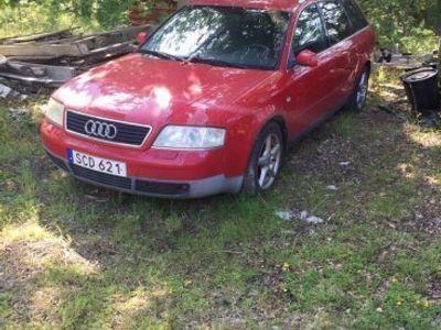 used Audi A6 2.4 -00