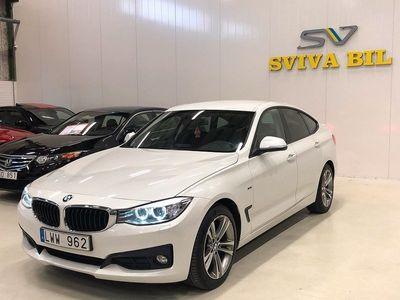 begagnad BMW 320 Sport line Euro 6 184hk