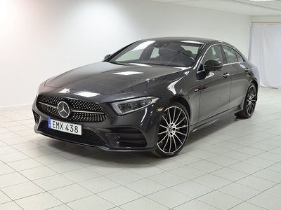 begagnad Mercedes CLS400 d 4MATIC 9G-Tronic Edition 1, AMG Sport, Exclusive Leath