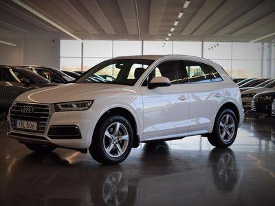 brugt Audi Q5 2.0 TDI 190 HK SPORT Q STR 2.0 TDI 190