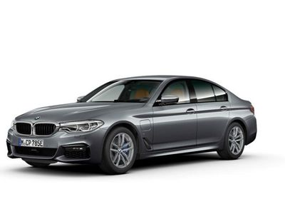 begagnad BMW 530 e xDrive Sedan M Sport Navi Nightvision Innovation Komfortstol Drag
