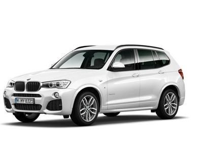 begagnad BMW X3 xDrive20d (190hk) M-Sport
