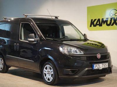 begagnad Fiat Doblò Cargo 1.3 Multijet Professional M&K-värmare 90hk