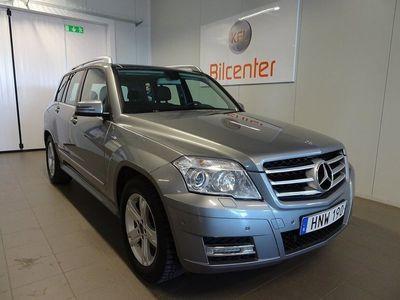 begagnad Mercedes GLK220 CDI 4M BE 4MATIC Aut-Drag-Halvskinn-Panorama-SoV 170hk