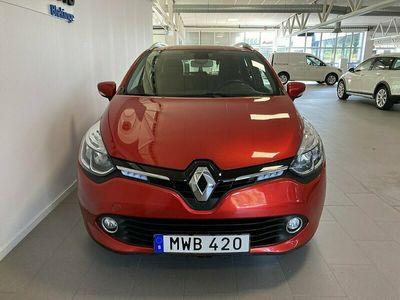 begagnad Renault Clio Sport Tourer 120hk