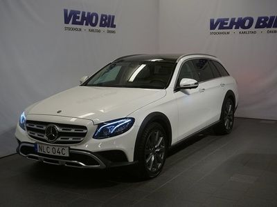 begagnad Mercedes E400 All-Terrain 4-Matic 360-