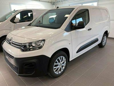 begagnad Citroën Berlingo Företagsleasing utan insats