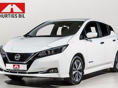 begagnad Nissan Leaf 40 kWh Single Speed 149hk