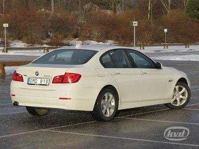 begagnad BMW 525 d xDrive Sedan Business (Aut+Helläder+4WD+Taklucka+218hk)