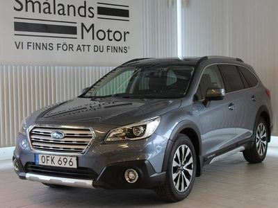 begagnad Subaru Outback 2.5i SUMMIT Demo 2016, Kombi 365 000 kr