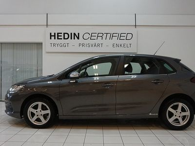 begagnad Citroën C4 1.6 HedinEdition 120hk | Panorama -15