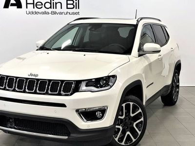 gebraucht Jeep Compass DEMO** SERIE 2 LIMITED 1.4 170HK AT9 AWD 19' MY19